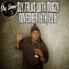 The Sly Show Speaks with Mugzi 11/16/2016 [BayAreaCompass] @TheSlyShow @TheRealMugzi