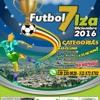 Osmar Molano Organizador Copa Futbol 7 Del Municipio De Iza