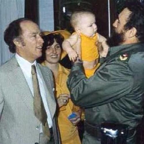 Trudeau - Castro Une Longue Amitie