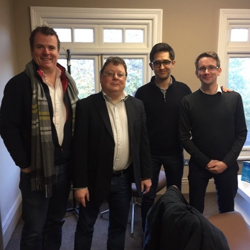 Brexit Round Table Podcast with Ian Lucey, Matt Smith and Max Yoshioka