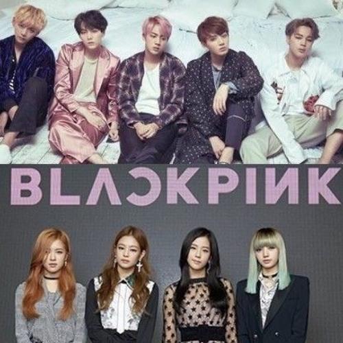 BTS & BLACKPINK - Playing With FIRE '불장난X불타오르네