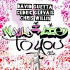 David Guetta - Would I Lie To You (Mix)