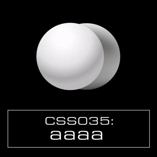 Cultivated Sound Sessions - CSS035: AAAA