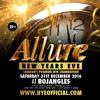 ALLURE - NYE Special - DJ Nate Promo Mix 2016