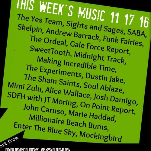 The Listen Local Show 11 17 16