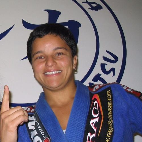 Leka Vieira, 1st woman to win black belt worlds