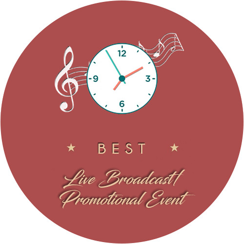Best Live Broadcast Promotional Event - WIRE 24-Hour Charity Broadcast Benefitting Relay for Life