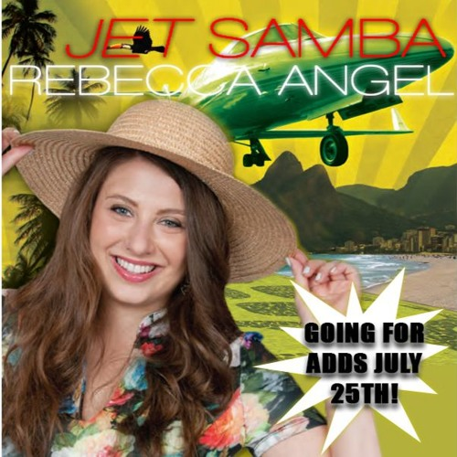 "StrongWriter On the Radio - Episode 89 ""REBECCA ANGEL - Jet Samba Journey"""