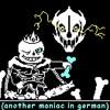 [Storyshift AU] Ein Weiterer Wahnsinniger (another maniac in german) (REMASTERED)