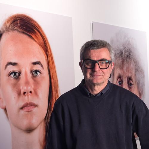 Face Cartography – die Riesenportraits von Daniel Boschung