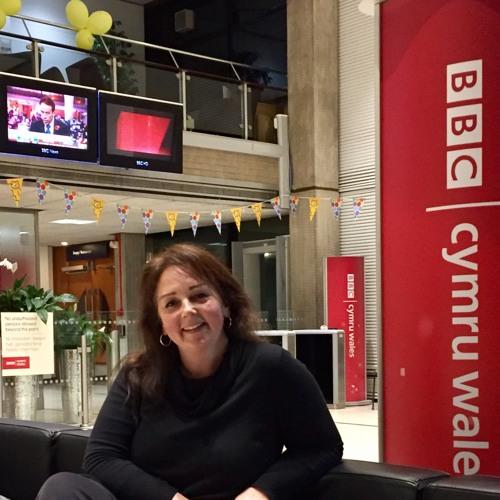 BBC Radio Wales Arts Show | Sarah Jane Brown