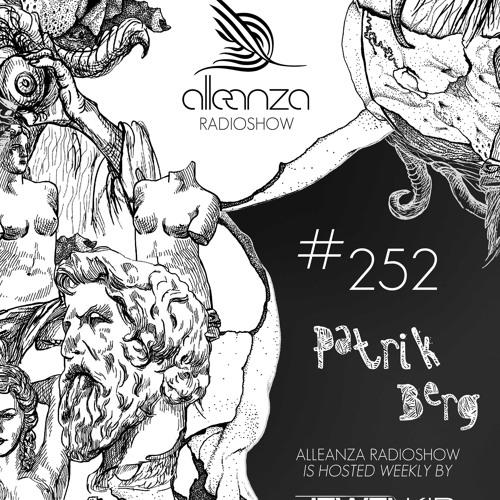 Jewel Kid presents Alleanza Radio Show - Ep.252 Patrik Berg
