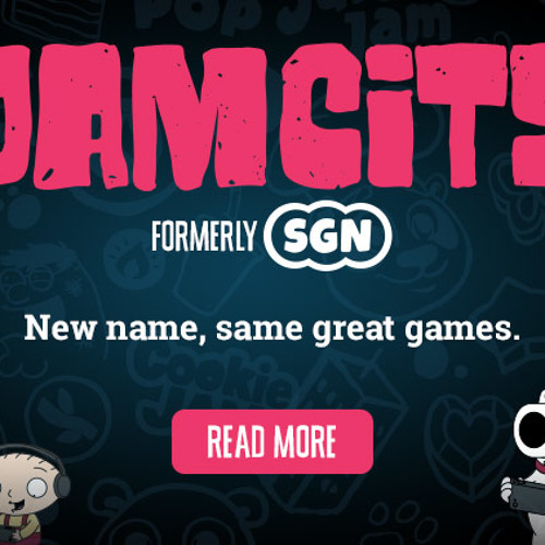 Why SGN became Jam City