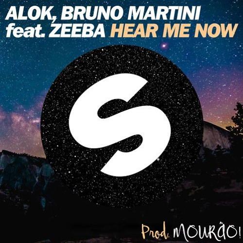 Baixar Alok & Bruno Martini Feat. Zeeba - Hear Me Now (Prod. MOURÃO!)