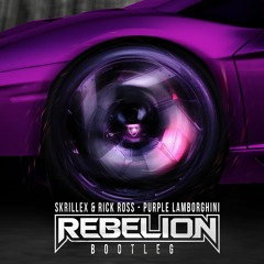 Skrillex & Rick Ross - Purple Lamborghini (Rebelion bootleg)