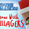 The Best Christmas Song EVER! (VillagerStorm By: Element Animation)