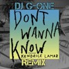 Maroon 5 - Don`t Wanna Know (DJ G-One Remix)