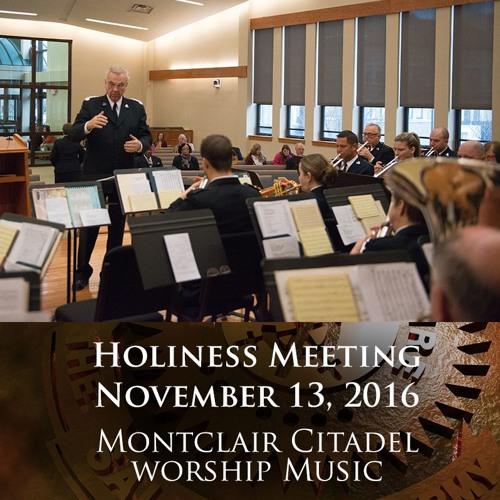 13NOV16 - Holiness Worship Music