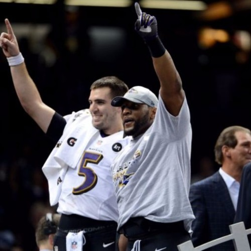 Ray Lewis is Right About Flacco