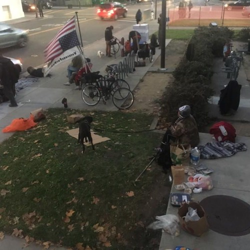 Two Evictions in 2 Days, Berkeley Homeless Push for City Solutions