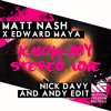 Know My Stereo Love (Nick Davy & ANDY Edit) [FREE DOWNLOAD]