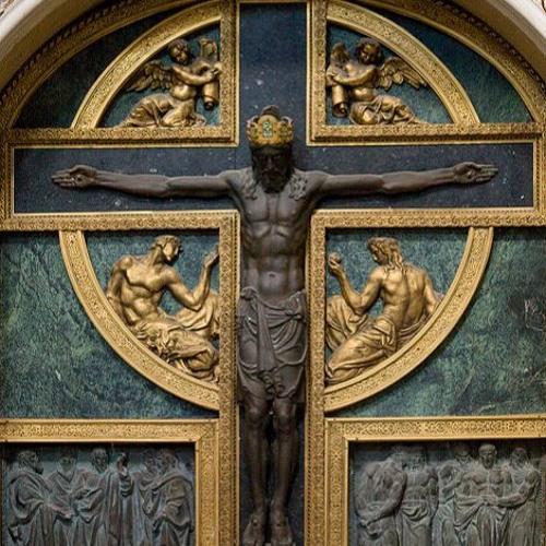 Ewangelia - niedziela Chrystusa Króla (rok C)