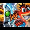 CRASH BANDICOOT VS RATCHET & CLANK | BATALLA DE HÉROES | KRONNO & ZARCORT mp3