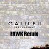 Fernandinho - Galileu (FAWK Bootleg) - Preview Portada del disco