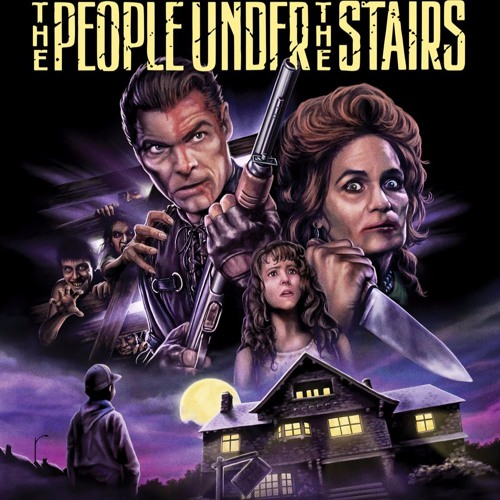 SPLATHOUSE07: The People Under the Stairs (1991)
