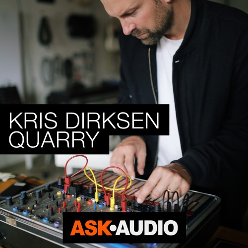 Synth Stories 006 Kris Dirksen on Quarry & Buchla Music Easel
