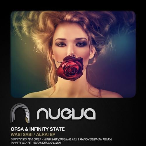 Infinity State & Orsa - Wabi Sabi (Randy Seidman Remix) [Nueva]