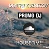 DJ Dmitry Kuznecov - House Time 2