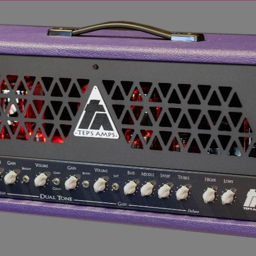 Démo Dual Tone Deluxe Canal 2 + diode clipping Guitars Only