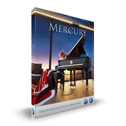 Mercury - Demo by Vanessa Garde