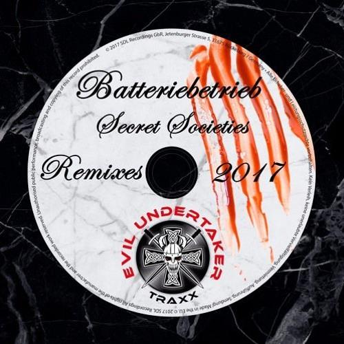Batteriebetrieb - Secret Societies ( Coppertune Remix )SNIPPET