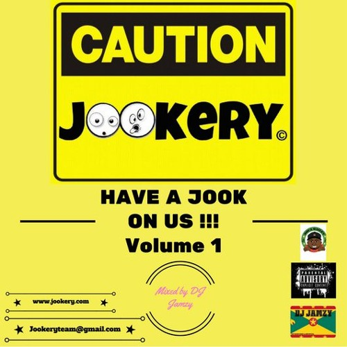 Have A Jook On Us Official Jookery™ Mix - Mixed By DJ Jamzy @Jamzyofficial @JookeryTeam