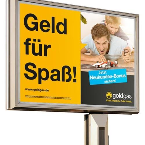"""goldgas Herbstkampagne: Radiospot """"Geld für Spaß"""""""