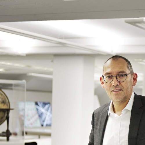 Rafael Ball: Bibliotheken müssen sich neu erfinden
