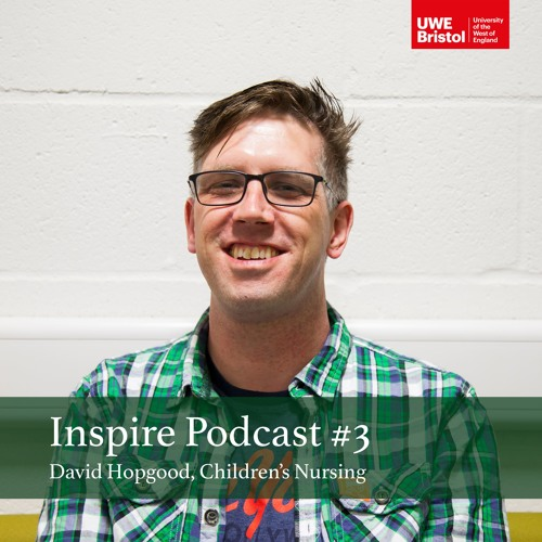 Inspire Podcast #3 - David Hopgood