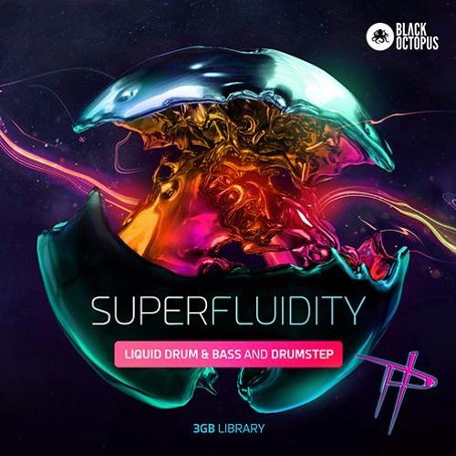 Black Octopus - Superfluidity Liquid Drum and Bass & Drumstep