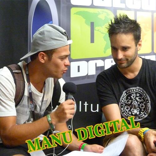 Interview with Manudigital (Reggae Sun Ska Festival 2016)