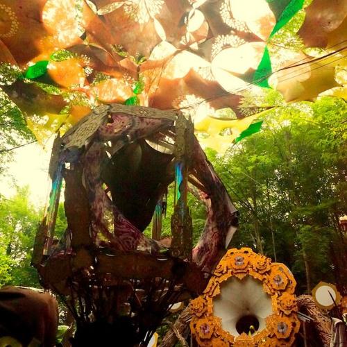Indra morning set (Part 1) @ Mo:Dem 2015 - Alternative stage