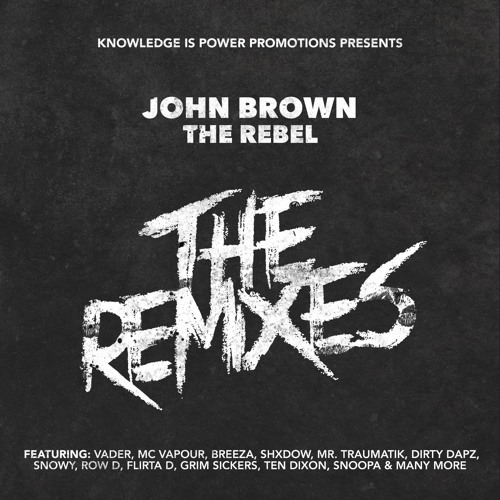 Mr Traumatik - Dr. Dimensional (@JohnBrownGrime Remix) by Knowledge Is  Power Promo | Free Listening on SoundCloud