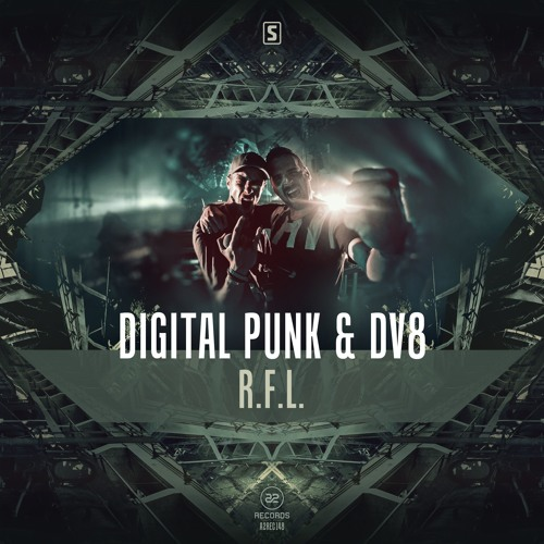 Digital Punk & DV8 - R.F.L. (#A2REC148)