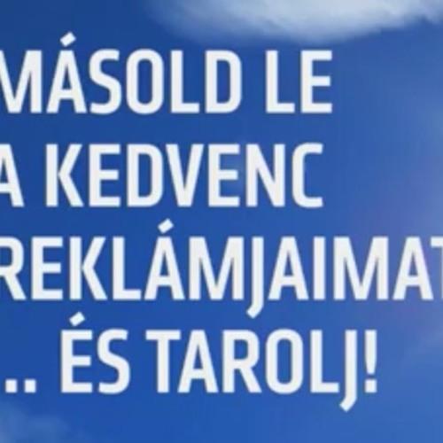 Kedvenc Reklámjaim - Másolj És Tarolj | MM 9