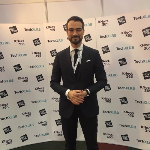 William Nehring, CEO Of Thyssenkrupp Elevator UK