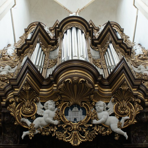 Trio over ps 98 Ronald de Jong  Ebersmunster Silbermann orgel Hauptwerk