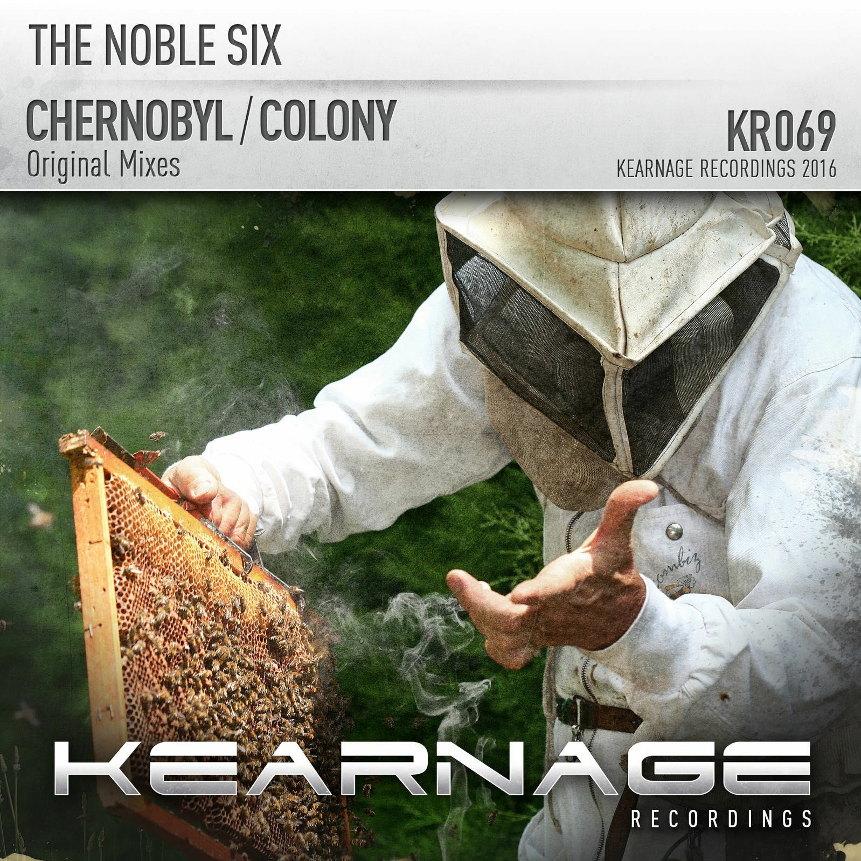 The Noble Six - Chernobyl (Original Mix) [Kearnage]