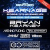 Will Rees LIVE @ Trance Sanctuary Pres. Kearnage, The Egg, London 19/11/16