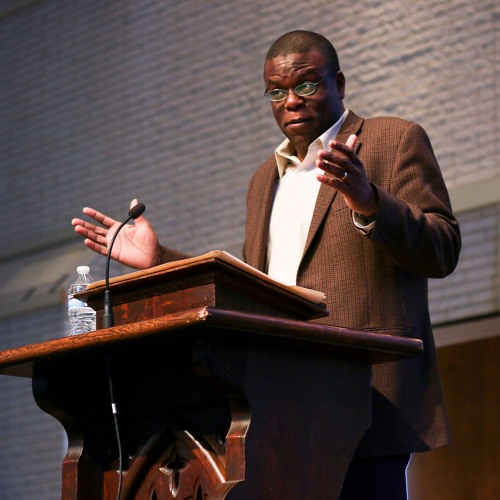 Dr. Hans Madueme, Assistant Professor of Theological Studies at Covenant College